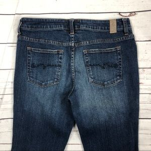 American Rag Cie Size 9S Boot Cut Jeans